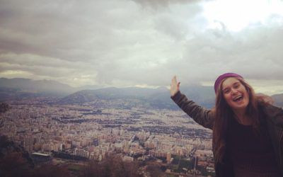 From Australia to Palermo: Allira's experience at CESIE!