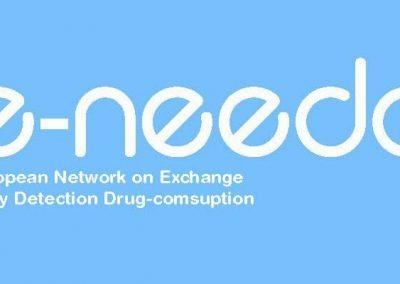 E-NEEDD – Rete europea di scambio per l'individuazione preventiva del consumo di droghe