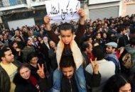protesta Tunisia