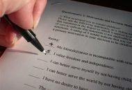 survey writen