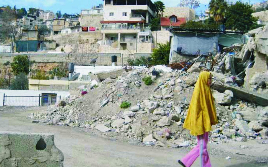 Promozione dei diritti delle donne di Gerusalemme Est