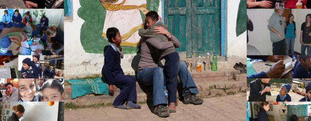 Share your Easter with Nepalese Children
