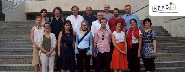 The second SPACIT project meeting