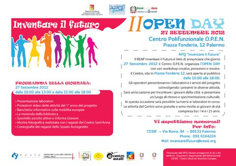 APQ - Invito Elettronico - II Open Day