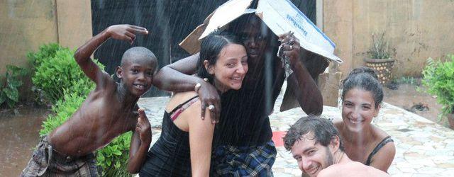 Cinque mesi d'Africa: On est ensemble