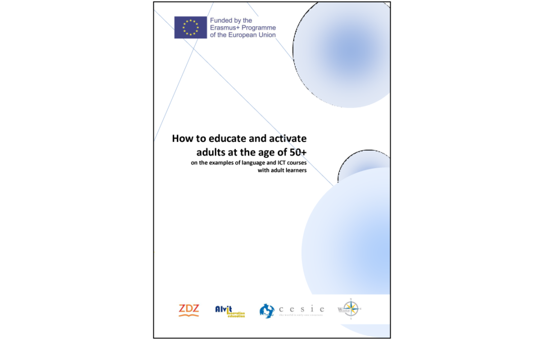 Europe 50+ | How to educate and activate adults at the age of 50 plus