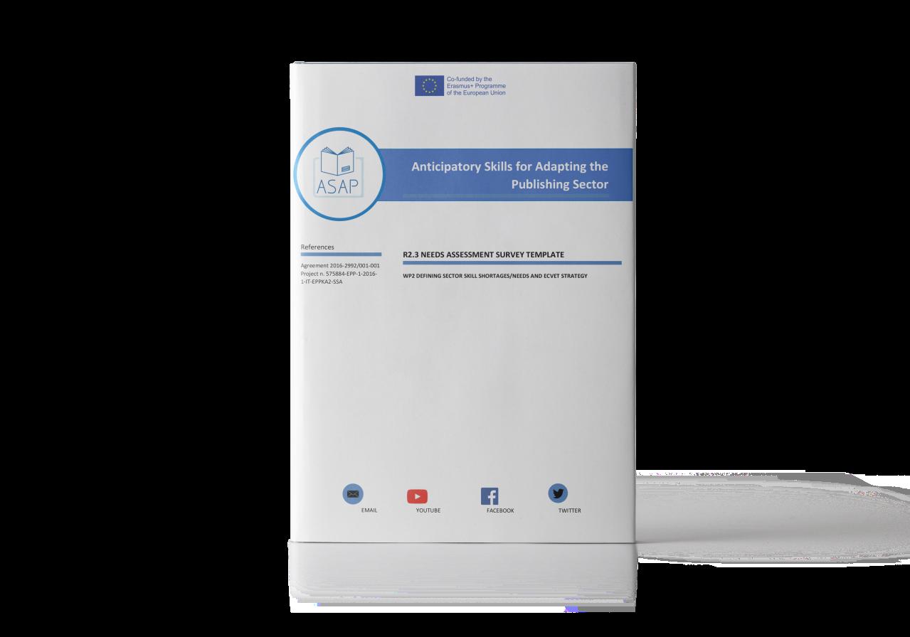 ASAP: Needs assessment survey template - CESIE