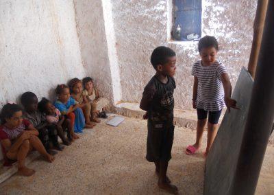 Baida Embarec Rahal - La Niño maestra