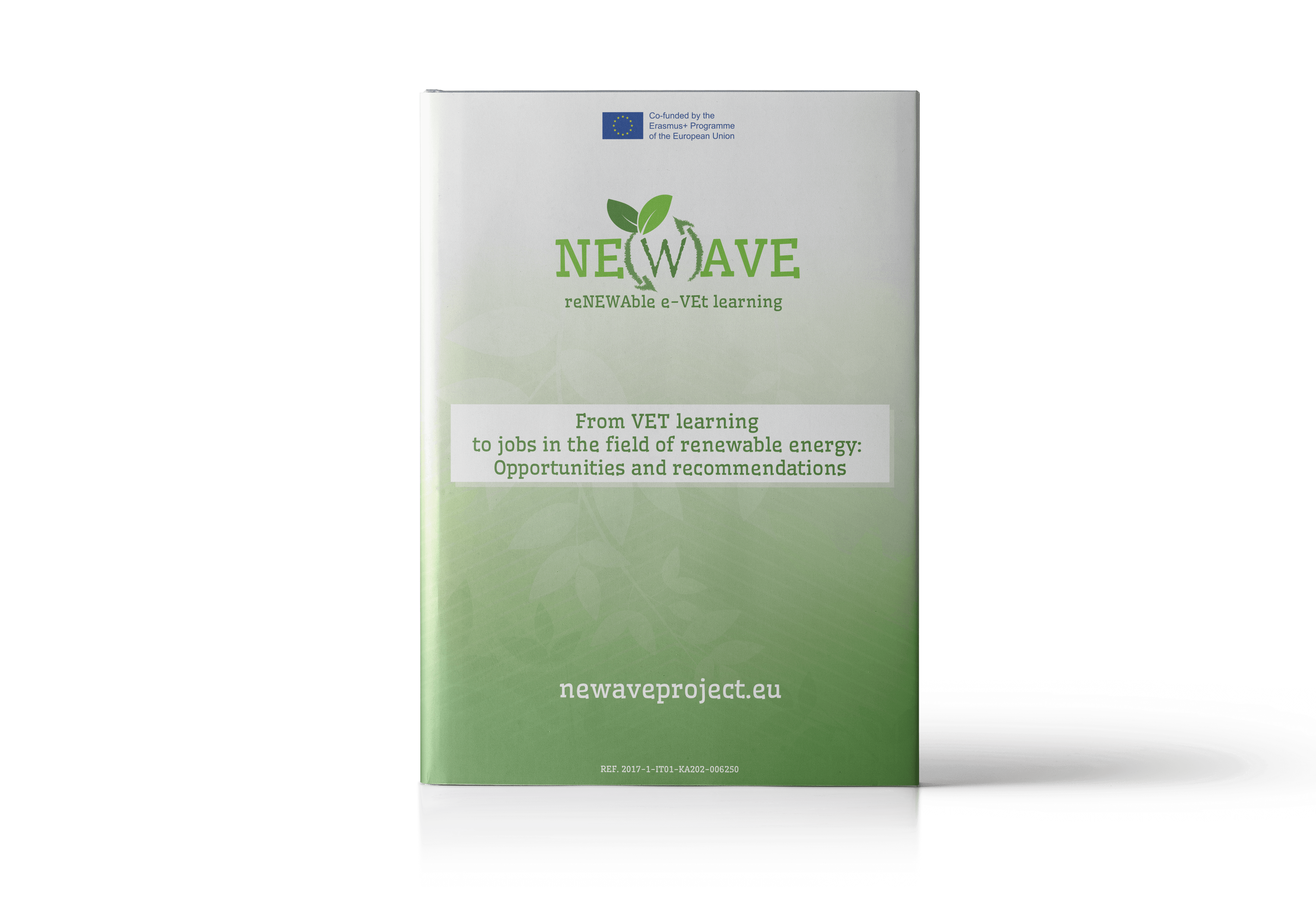 COVER raccom inglese progetto newave