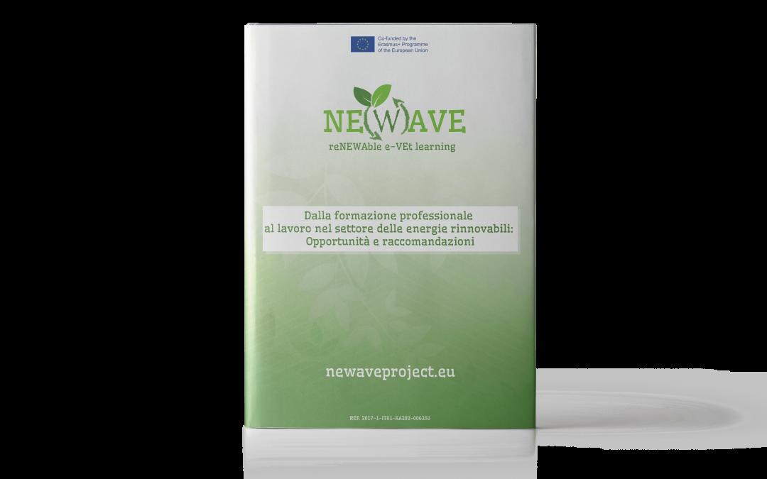 NE(W)AVE: Opportunità e Raccomandazioni
