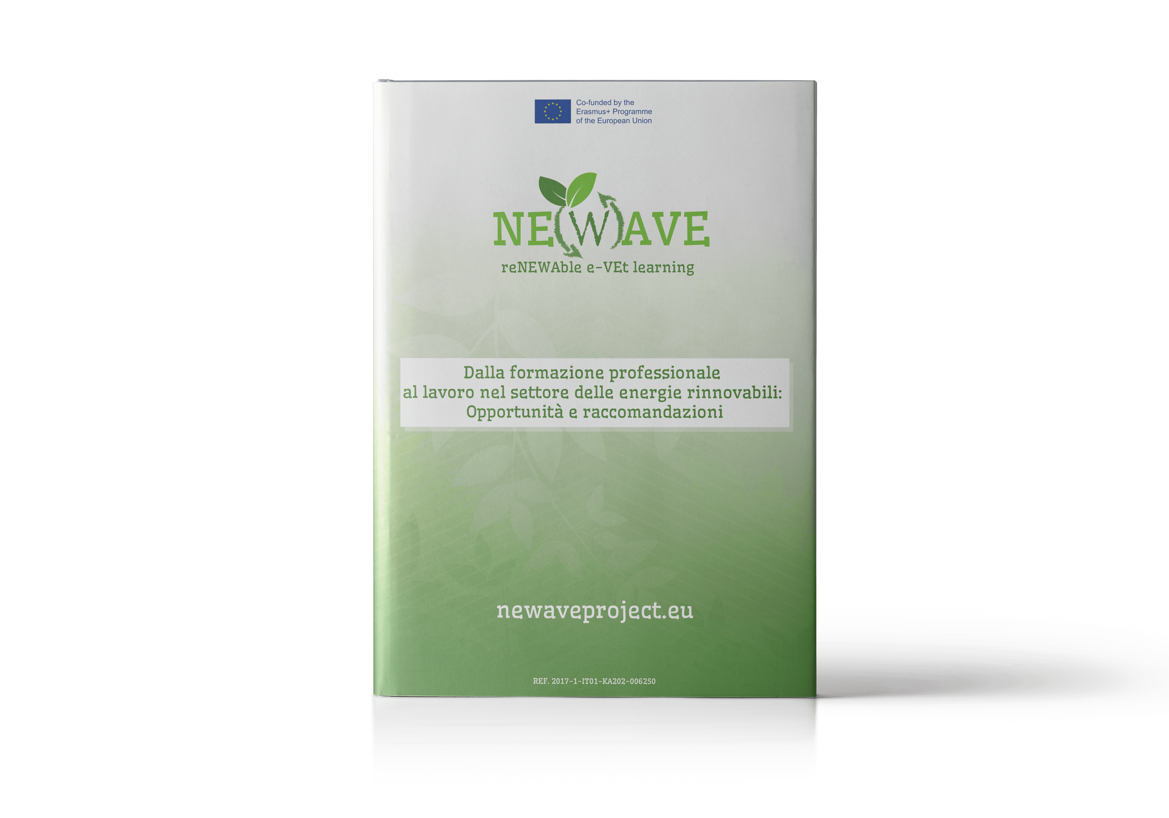 COVER Raccomandazione politica italiano progetto newave