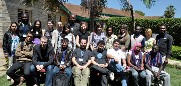 Climate Change – Communicating ecological responsibility in a multicultural environment: Communication techniques for mobilizing youth action on climate change