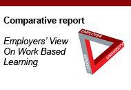 Rapporto Comparativo circa la visione dei datori di lavoro sul lavoro basato sull'apprendimento