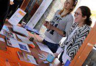 EU opportunities promotion_Karjerni Sejem_Career  Fair_EuropeDirect Centre_Koper