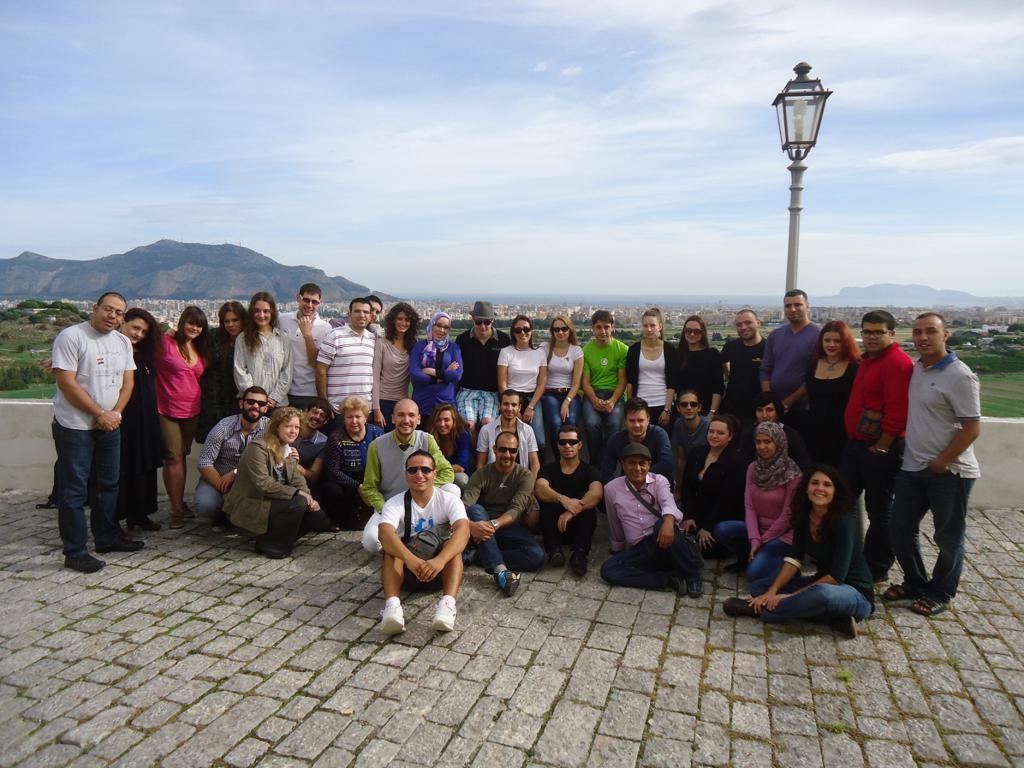 EWAC - photo di gruppo