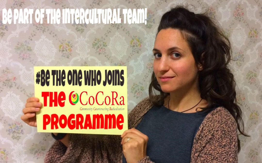 #BeTheOne who joins the CoCoRa Intercultural Programme!