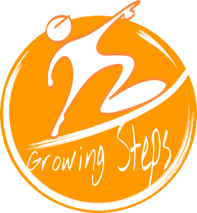 Growing Steps - Logo