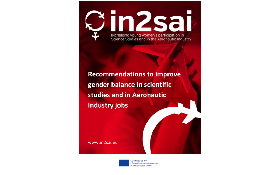 In2Sai – Recommendations to improve gender balance in scientific studies and in AI jobs