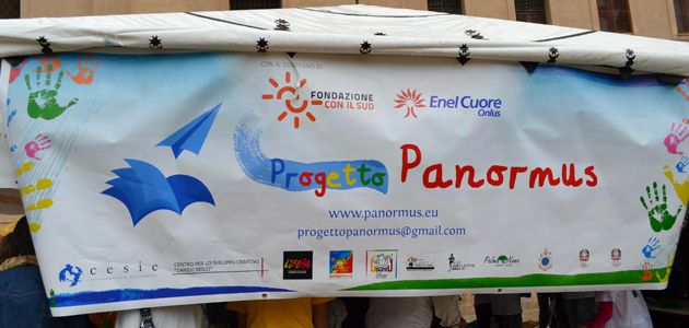 On 23 May Panormus takes to the streets