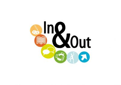 In&Out – Boosting disadvantaged youth and migrant integration through cultural and volunteering activities