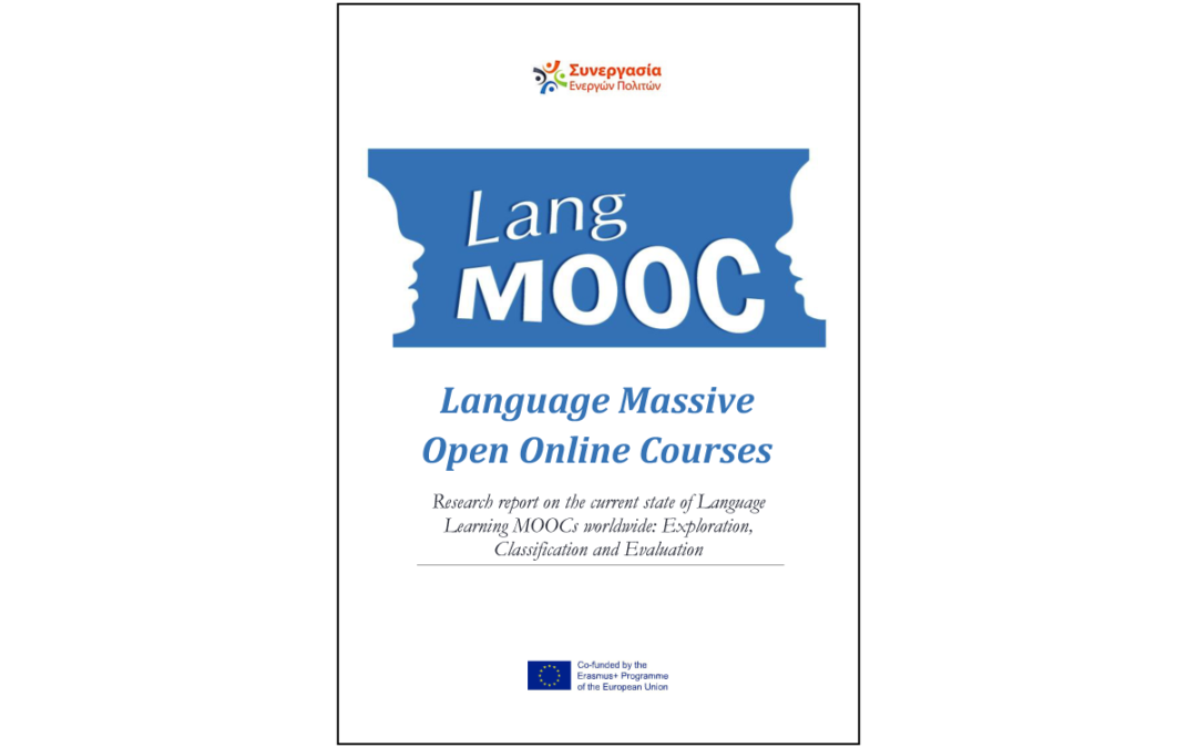 LangMoocs: Research report on the current state of Language Learning MOOCs worldwide: Exploration, Classification and Evaluation