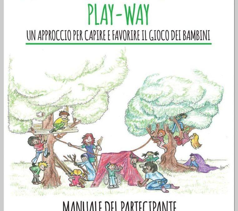 ViPER – Play-way: un approccio per capire e favorire il gioco dei bambini – Manuale del partecipante