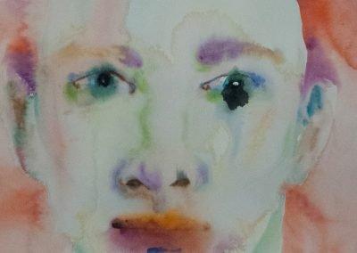 Massiel Leza - Autoritratto di un transito mentale