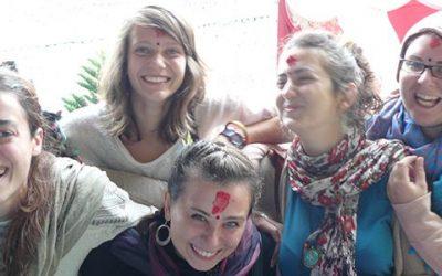Pangea – EVS:  from our volunteers in Kathmandu