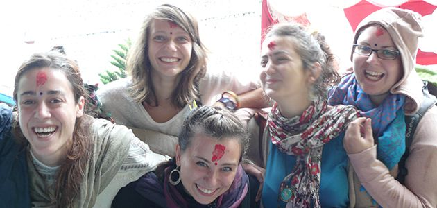 Pangea – EVS:  from our volunteers in Kathmandu
