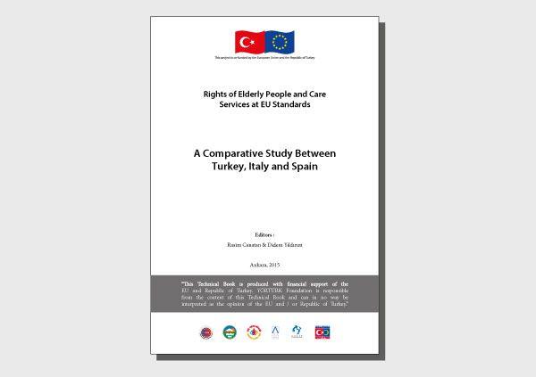 REPES – Diritti degli anziani e servizi di cura: uno studio comparativo tra Turchia, Italia e Spagna