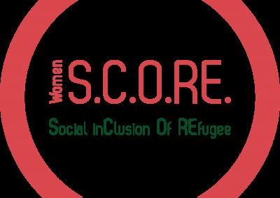 SCORE – L'inclusione sociale di donne immigrate e rifugiate attraverso lo Sport