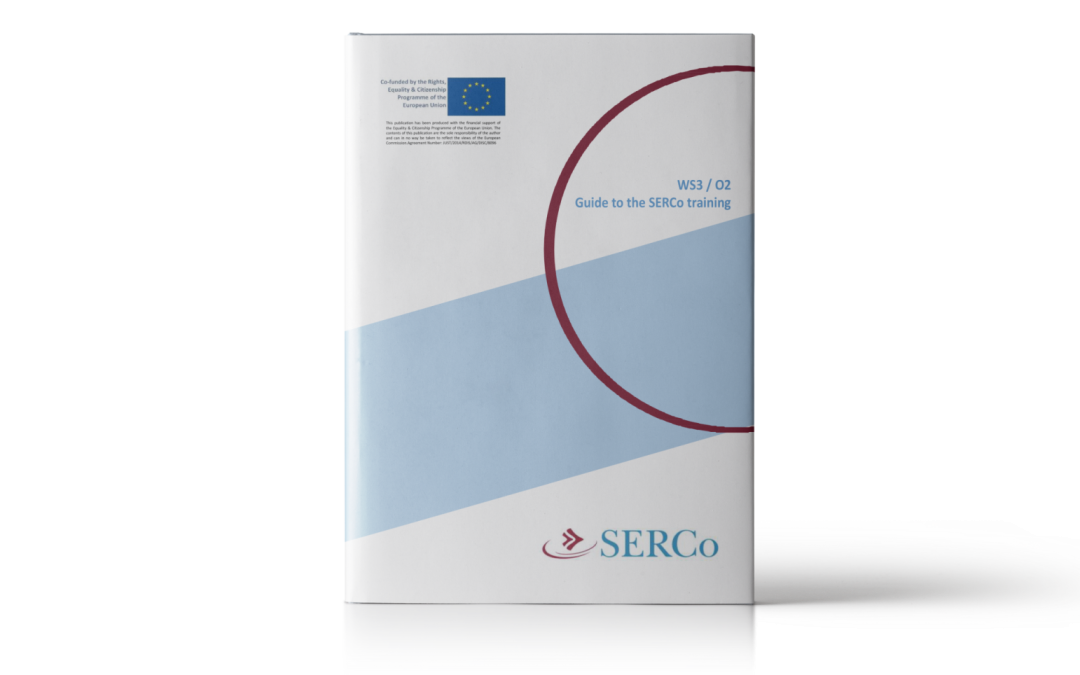SERCo: Guide to training