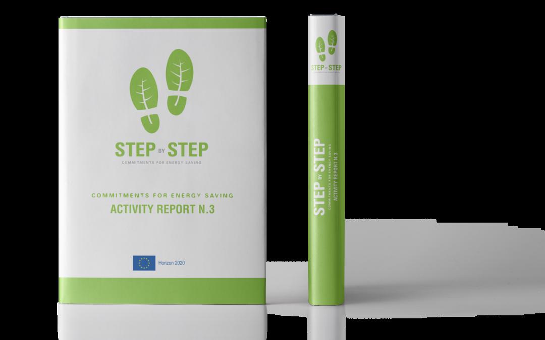 STEP BY STEP – Report d'attività 3