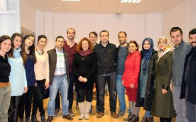 Turkish teachers are studying social inclusion for people with special needs in Italy
