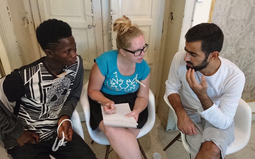 Valorizzare le culture attraverso la cittadinanza attiva con I Giovani Parlano con l'Europa