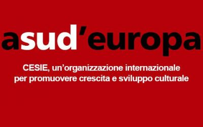 """The experience of CESIE in the field of mobility mentioned on the magazine """"asud'europa"""""""