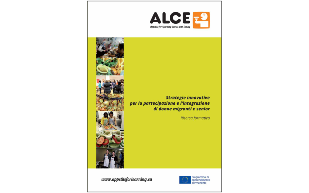 ALCE – Innovative approaches for participation and inclusion of migrant and senior women