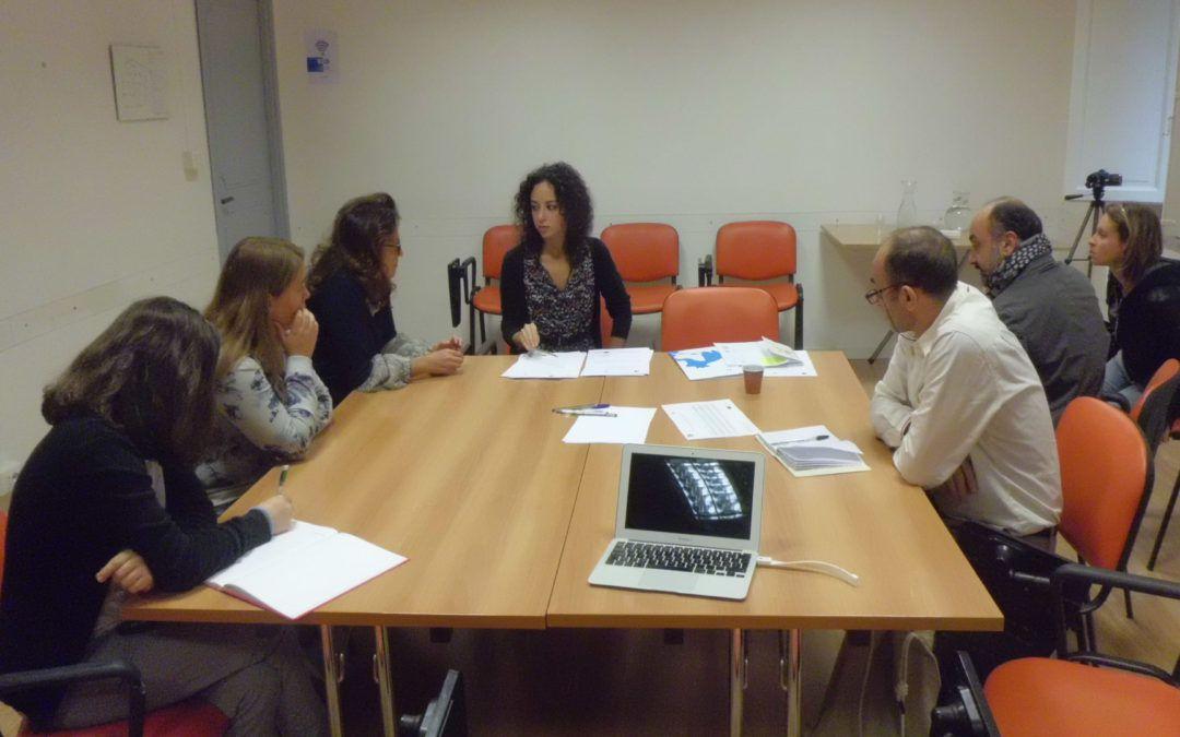 ALdia: Report sull'analisi dei bisogni e Focus Group su strumenti e metodologie per la formazione