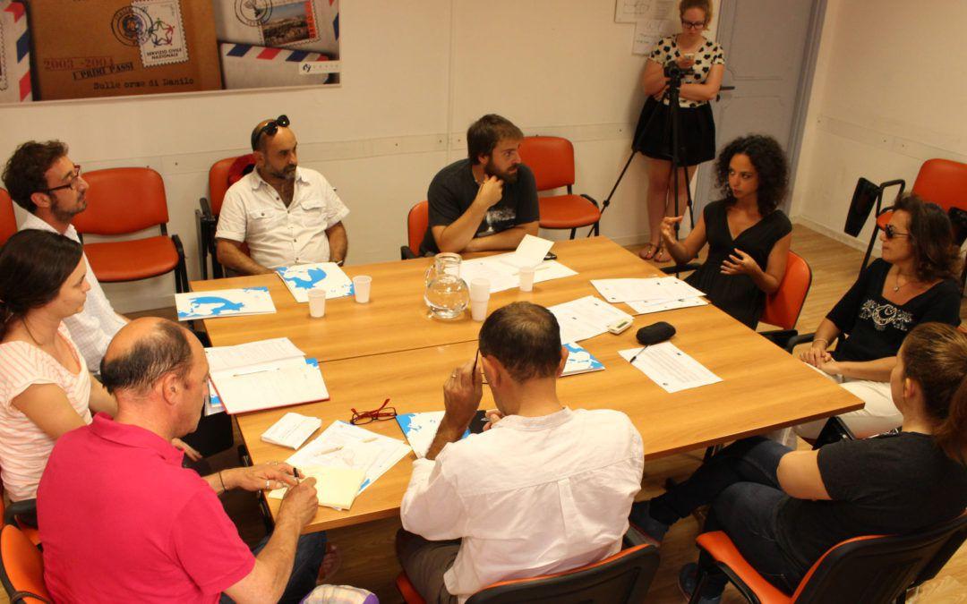 ALdia: primo incontro del focus group sull'apprendimento accessibile