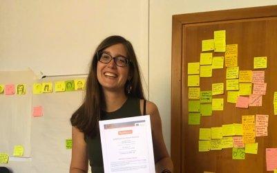 No One Is Out: Arrivederci Palermo, sei il mio cuore! Anastasia Panitsa