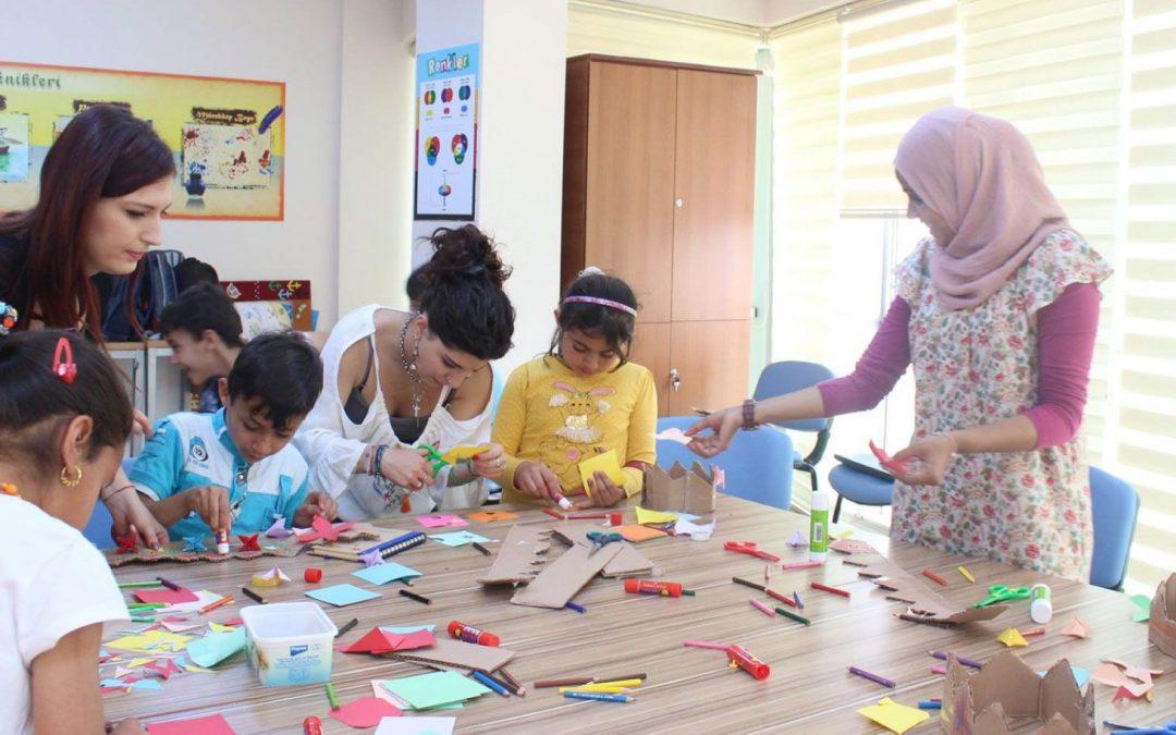EVS in Ankara: Laura's experience