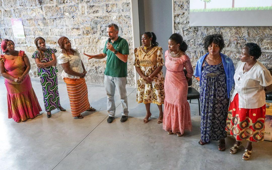 Le donne di ARISE presentano il loro progetto imprenditoriale