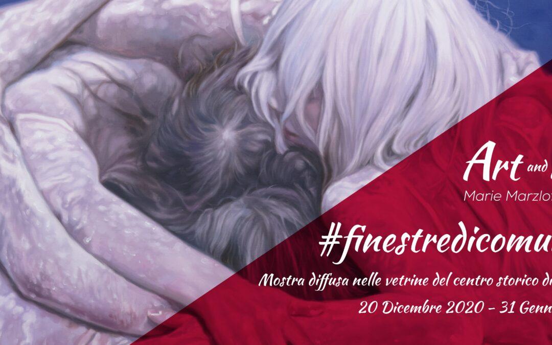 Art and Act 2020 – Finestre di comunità: mostra diffusa nel cuore del centro storico di Palermo