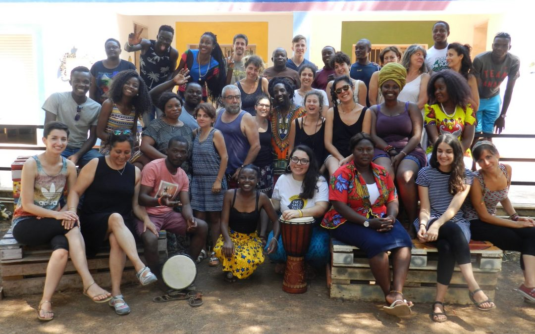 ARTCOM: Risultati della formazione in arte terapia e dialogo interculturale