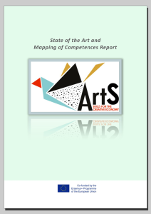 ArtS - Mapping the Competences of the Cultural and Creative Sectors