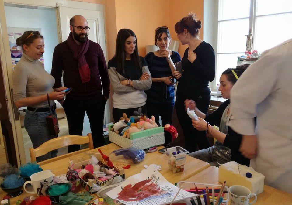 TEDDIP'Europe: autonomia e integrazione giovani con disabilita intellettive
