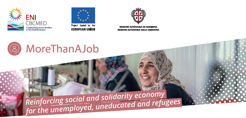 MoreThanAJob: selected projects under the call for sub-grants