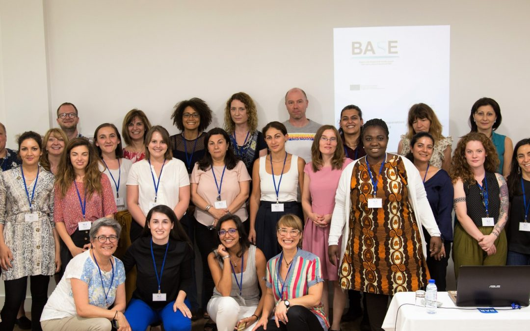 BASE – Transnational Cooperation of experts from support services for victims of SGBV