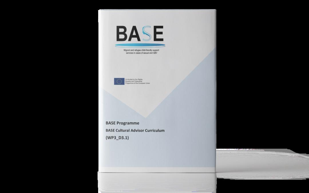 BASE: Cultural Advisor curriculum