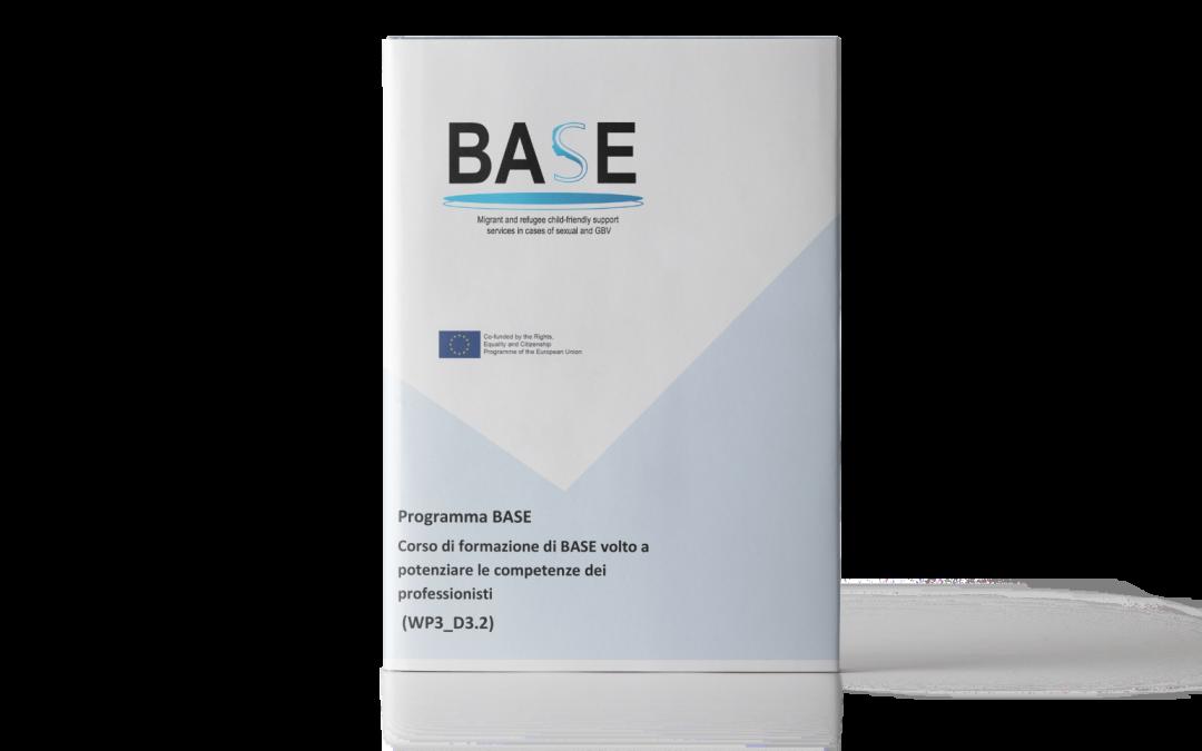 BASE: Programma di Capacity Building sulla comunicazione con donne e ragazze sopravvissute nei casi di violenza di genere